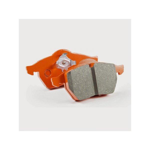 EBC Orangestuff Bremsbeläge Hinterachse DP91160 mit ABE