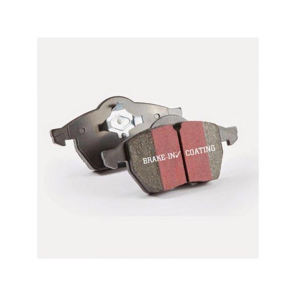 EBC DPC Longlife Carbon Bremsbeläge Vorderachse DPC1071/2 ohne ABE