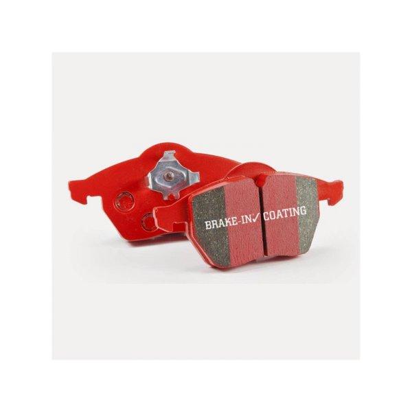 EBC Redstuff Bremsbeläge Vorderachse DP31273C ohne ABE